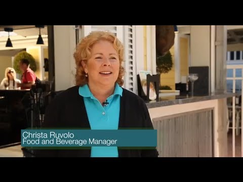 Food and Beverage Manager Training