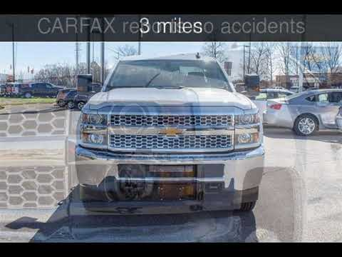 2019 Chevrolet Silverado 2500HD Work Truck New Cars - Charlotte,NC - 2019-03-11