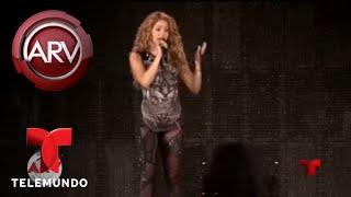 Shakira sorprendió a su padre por su cumpleaños | Al Rojo Vivo | Telemundo