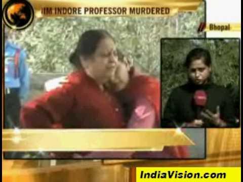 IIM Indore professor found dead on campus
