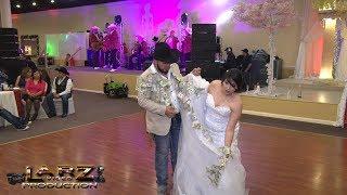 """""""Vals -- Baile Del Dollar"""" Estilo San Luis Potosi Polkas y Cumbias Boda Maria y Omar HD LaRzvideo"""