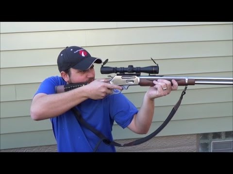 Marlin 336ss 30 30 Overview And Review