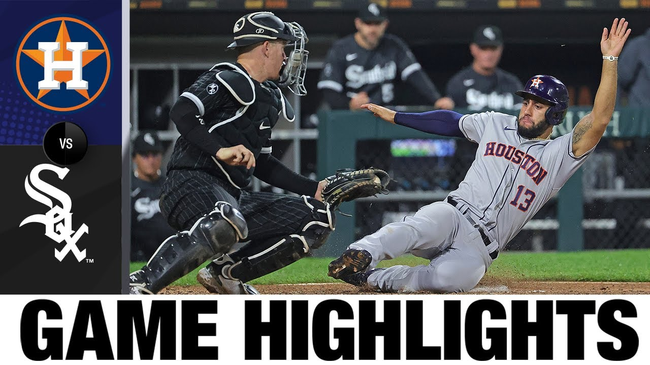 Download Astros vs. White Sox Game Highlights (7/16/21) | MLB Highlights