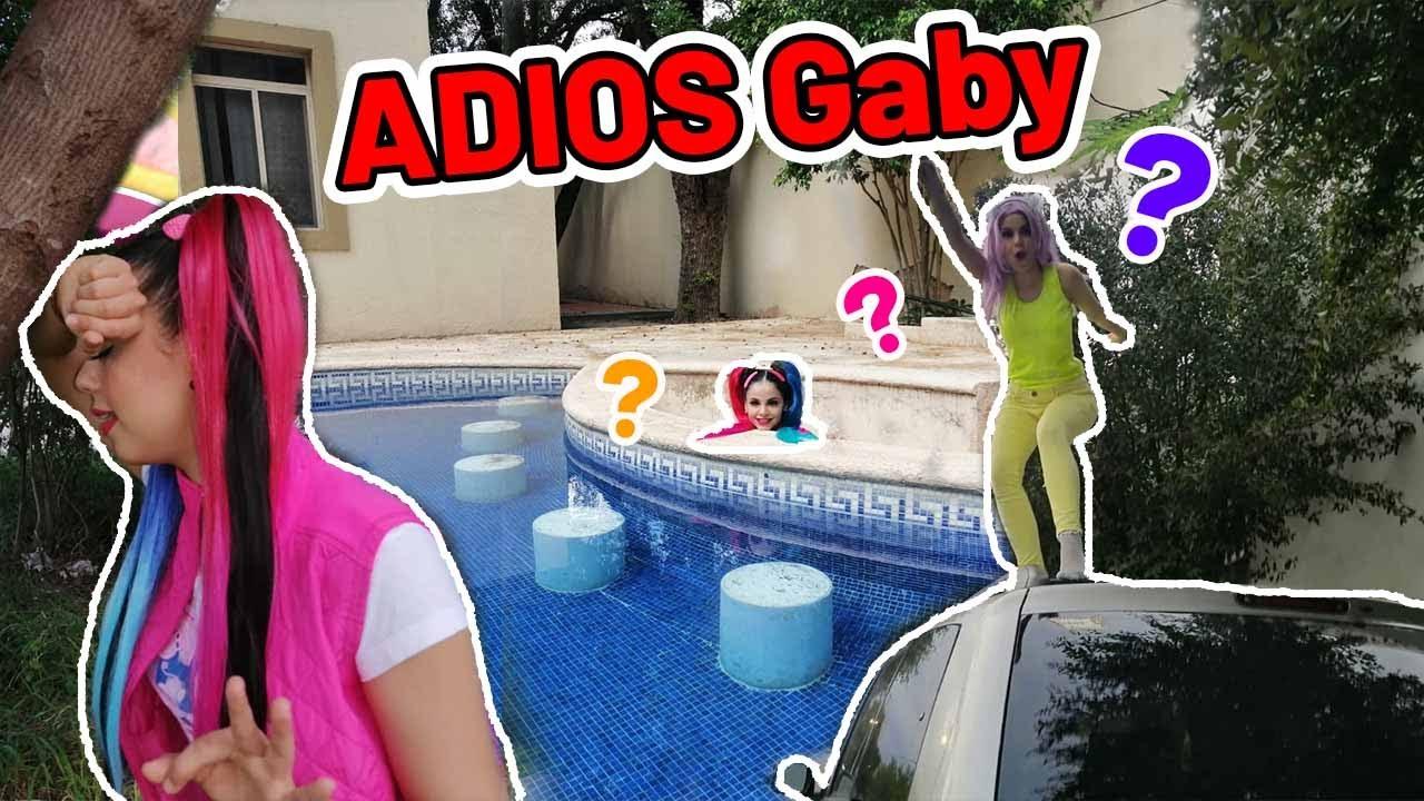 Gaby se pierde / Gaby y Gilda