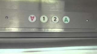 Advance Glass Hydraulic Elevator - UMC Kiehle Building - Crookston, MN