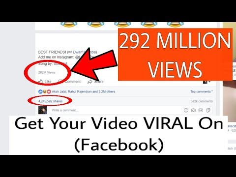 Get Your Facebook Video Viral & Become Facebook Celebrity Like Amit Bhadana Or Harsh Beniwal