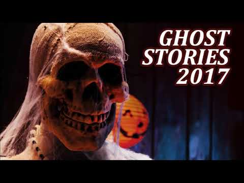 Ghost Stories 2017 (TTA Podcast 350)