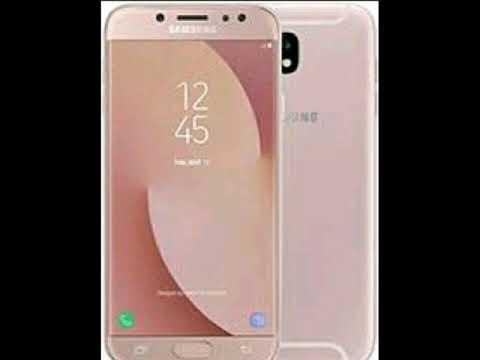 Cara Screenshot Samsung Galaxy J7 Pro - YouTube