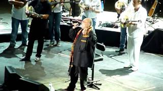 Demis Roussos - Velvet Mornings, Live in Dion, Greece, 7/8/2010
