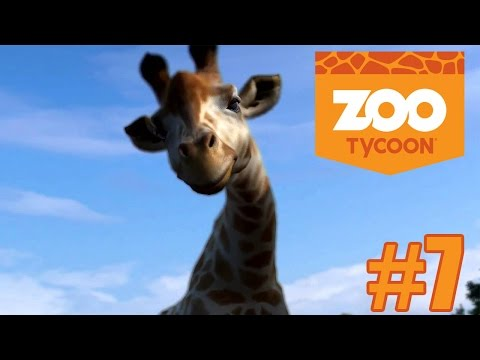 Zoo Tycoon  Zoo Crafting Ep