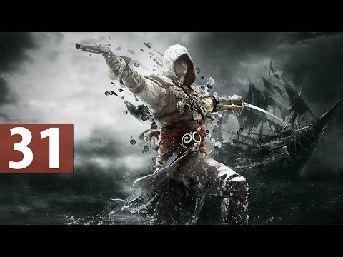 Assassin's Creed 4: Black Flag - Walkthrough - Part 31 - Robbing The Royal Fleet
