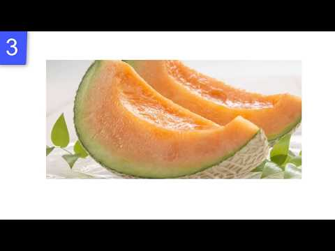 15 SURPRISING HEALTH BENEFITS OF CANTALOUPE