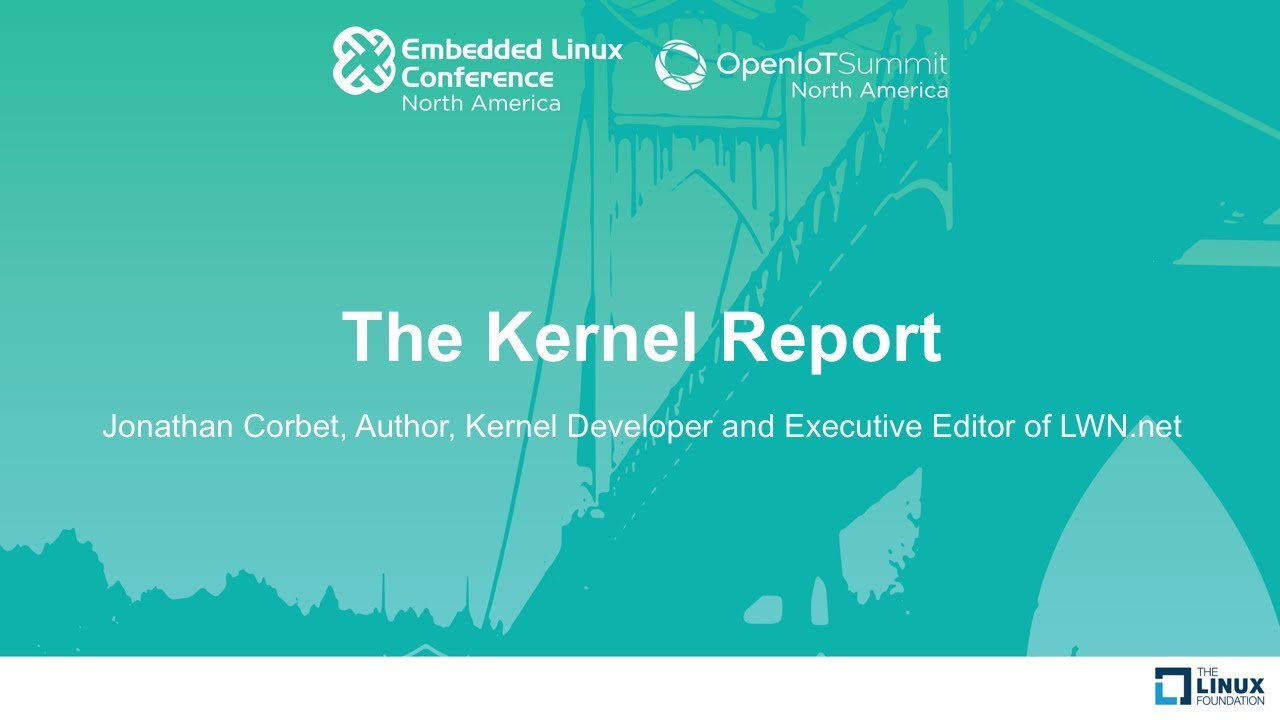 Jonathan Corbet on Linux Kernel Contributions, Community