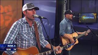 Casey Donahew on Good Day FOX 4