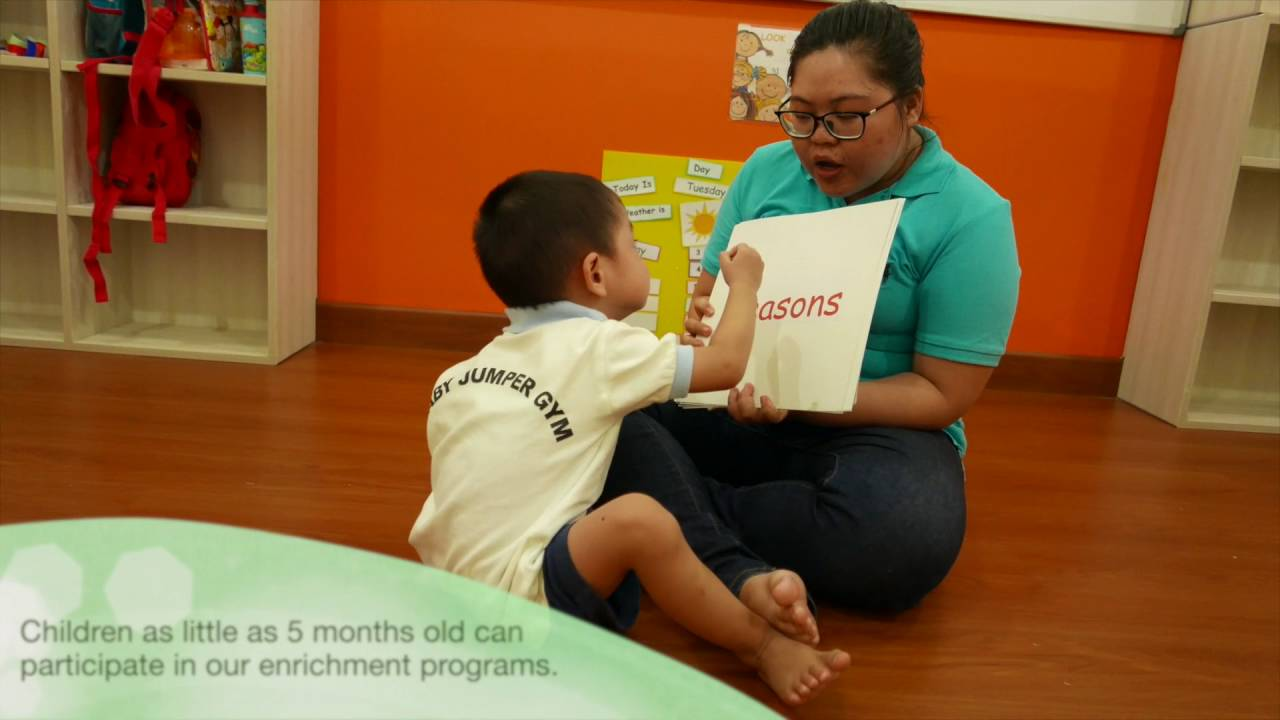 70b9d4469ca9 Welcome to Baby Jumper Gym Alam Sutera - Preschool and Daycare - YouTube