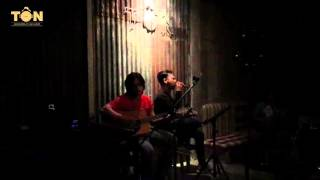 Tôn Cafe - Diễm Xưa - Hiển Vinh (Acoustic Cover)