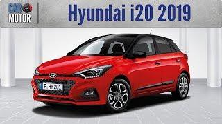 Hyundai i20 2019 - Una ligera actualización