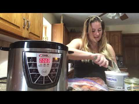 Pressure Cooker XL Mashed Potatoes