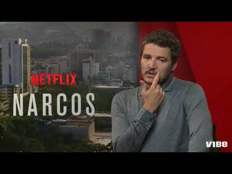 Pedro Pascal Of 'Narcos' Talks Life After Pablo Escobar