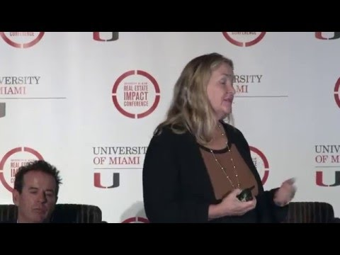 2016 Real Estate Impact Conference - Smart Cities