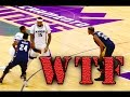 TOP 10 WTF MOMENTS IN THE NBA