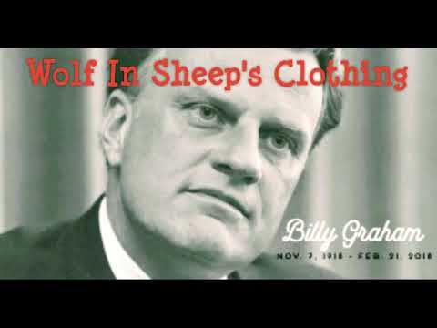 Why Billy Graham WENT TO HELL (Pastor Steven Anderson)