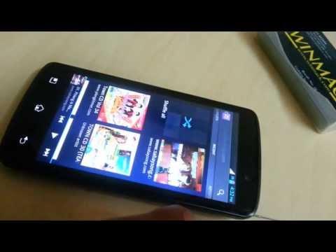 LG Optimus LTE; Model: LG-SU640 (Korean)