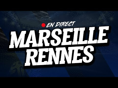 🔴 [ LIVE ] MARSEILLE - RENNES // Club House ( OM - Rennes )
