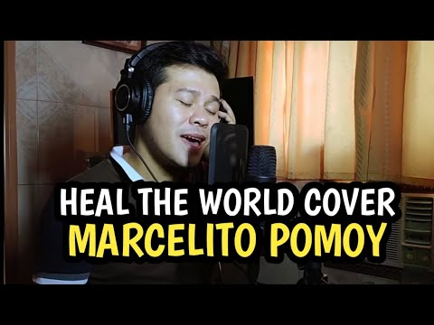 Heal The World Michael Jackson Marcelito Pomoy Cover   A Tribute Song For Covid 19 Victims