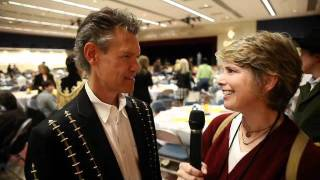 Country Music Star & Actor Randy Travis Featured on Equine VIP