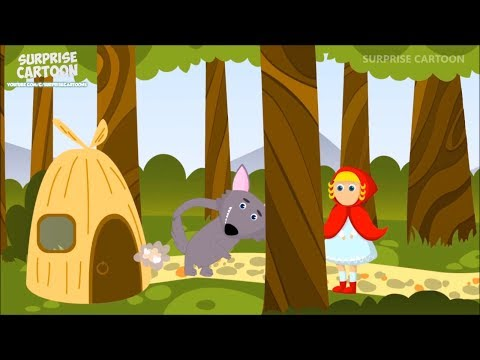 Farting Wolf Three Little Pigs And Little Red Riding Hood