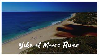 Dia Yoga -  Yiking at Moore River 4K
