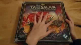 ASMR Board Games: Talisman