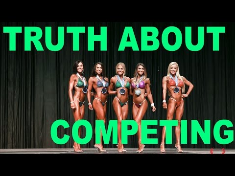 The Truth About Competing. NPC Bikiny behind the scenes