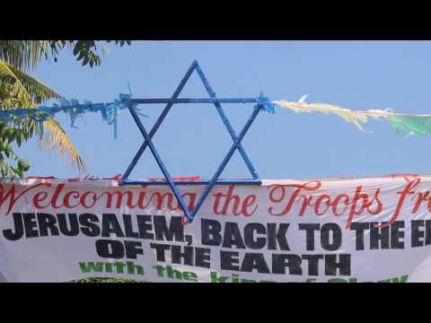 Prpht Rev Michael Maeliau - Israel Mission Report
