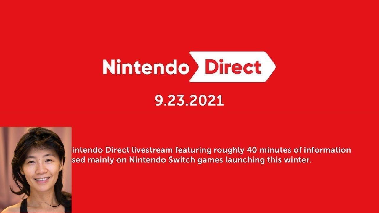 Download [LIVE] Nintendo Direct 9.23.2021 avec on espère, les gros jeux qui arrivent à Noël