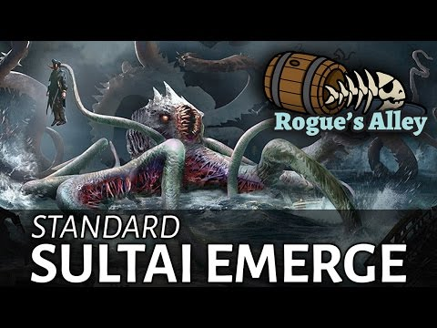 MTG Standard: Sultai Emerge - Rogue's Alley