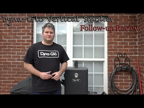 Dyna-Glo Vertical Smoker Review After One Month Using in 4K UltraHD