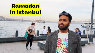Ramadan in Istanbul 2021 Ramzan Vibes in Turkey Urdu Vlog