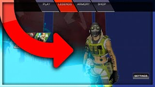 The First Look at Apex Legends Mobile !!!!!