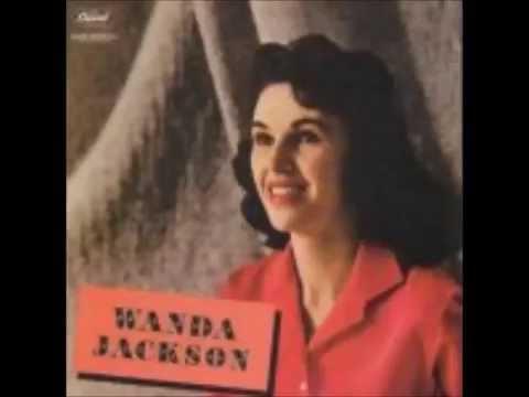 Wanda Jackson - Let Me Go Lover (1958).