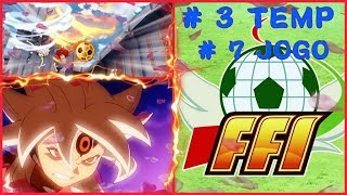☠ Inazuma GO Strikers 2013 ☠ 3º TEMPORADA # 7JOGO