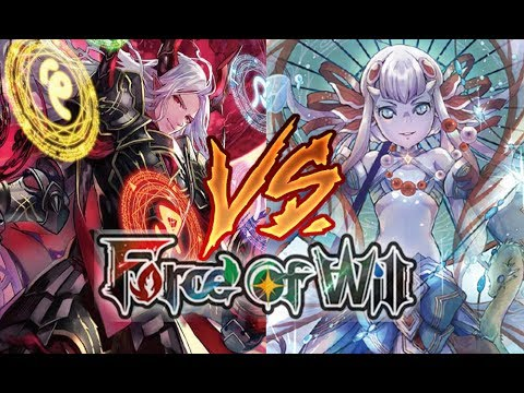 Force of Will (TCG) Feature Match: Welser Wicked Spirits Vs. Shaela Cancels