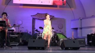 Vietnam Festival 2015 初日13日のフォンチーソロステージです http://f...