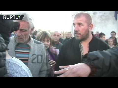 'I'm not Muslim': Yazidi man defends self against Bulgarian 'Refugee hunter'