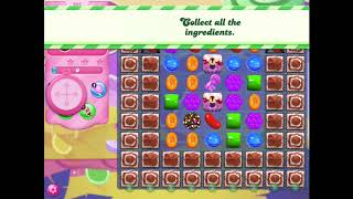 How to beat Level 964 in Candy Crush Saga!!