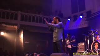 "Damian Marley ""Living It Up"" @Paradiso2018"