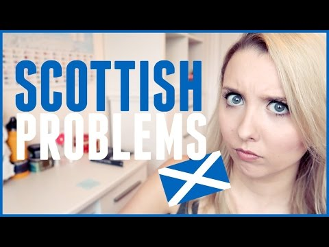 SCOTTISH PROBLEMS! | BeautyCreep