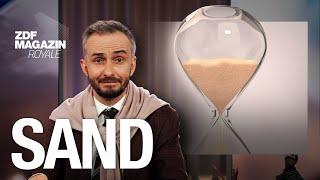 Sand – Der zweitwichtigste Rohstoff der Welt!