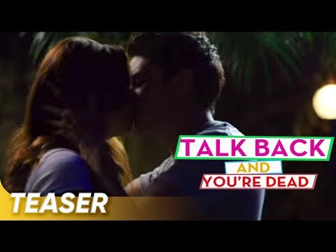 Thumbnail: Talk Back And You're Dead Teaser